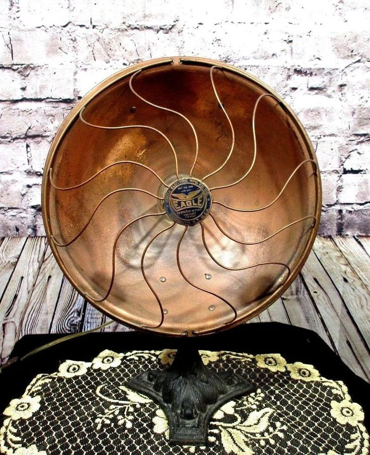 Antique Vintage Table Lamp 1920's Deco Eagle Electric Mfg. Co. Industrial Black  | eBay