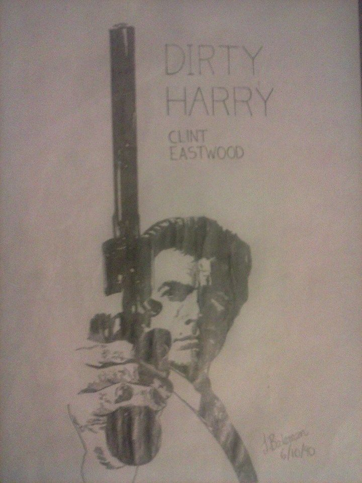 Dirty Harry Artist : Jackie Bateman