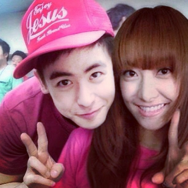 khuntoria dating in real life So i just rewatched khuntoria wgm and also their appearances together in  radio star and hosting  so i got curious about their after wgm life.