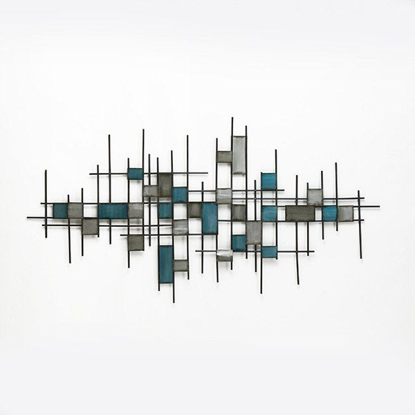 Best 25 metal wall art decor ideas on pinterest metal wall art metal art - Decoration murale en metal ...