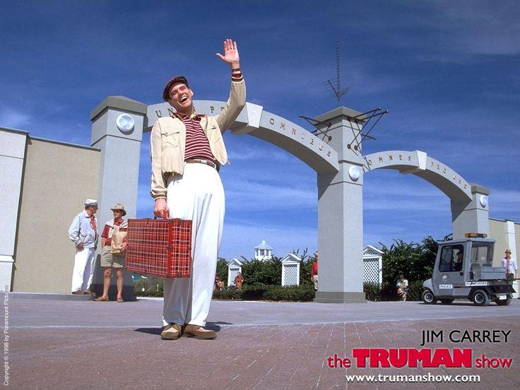 best hda truman show images the truman show   the truman show le film avec jim carrey bientot adapte en serie tele