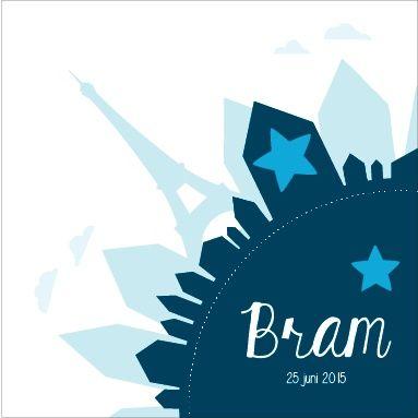 Kaartje: Bram