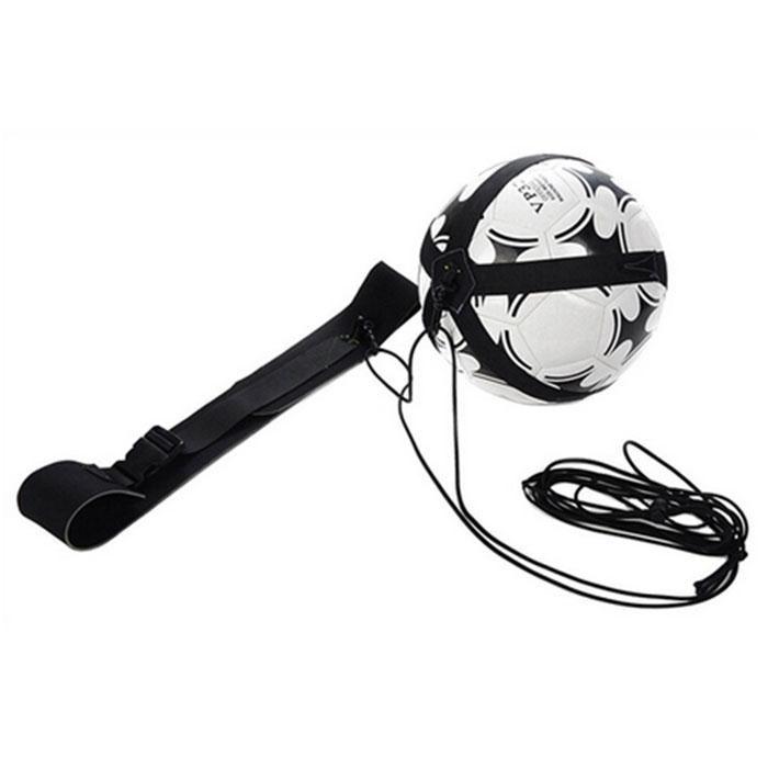 Football Kick Trainer Control Skills Solo Soccer Practice Training Aid Equipment Adjustable WaistBelt #Affiliate