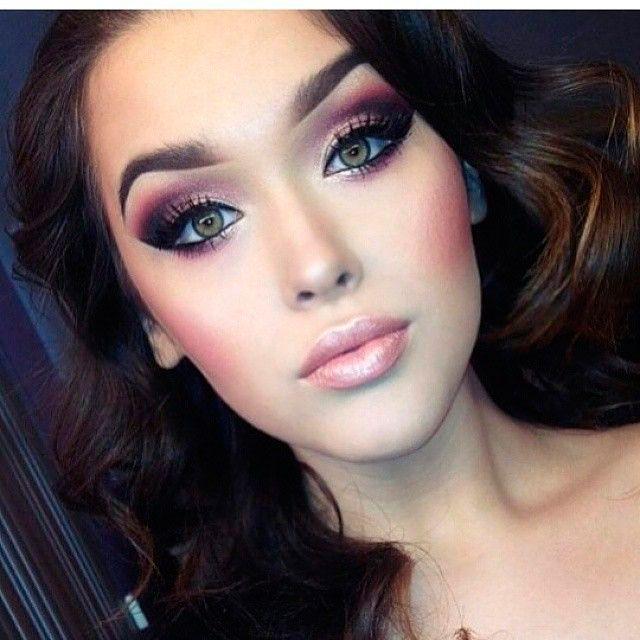 Maquillaje Para Novias Piel Canela Ojos Dramaticos Maquillaje Para Pieles Blancas Maquillaje Para Boda