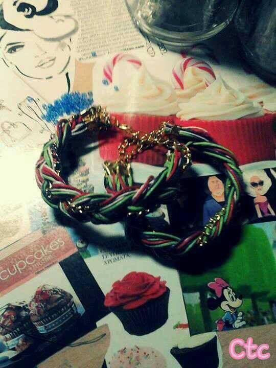 colourful cord bracelet...6$ #ctc #collection #cord #colourful #bracelet