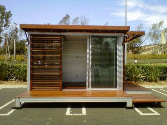 Best Prefab Office Ideas On Pinterest Shipping Container - Prefab backyard office