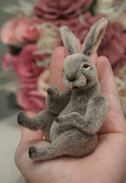 Rabbit By Victoria Makarova - Bear Pile