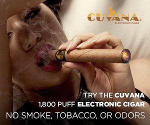 The CUVANA Electronic Cigar