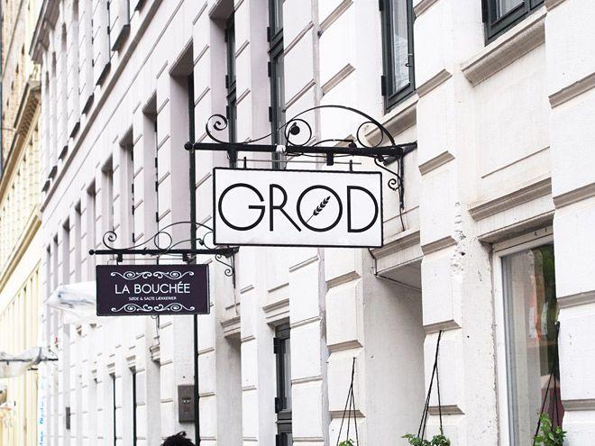 Restaurant only serving porridge of all kind. Jægersborggade 50. http://groed.com