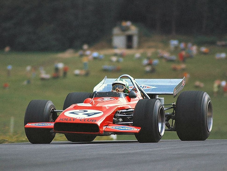 Silvio Moser's Bellasi, Osterreichring '70