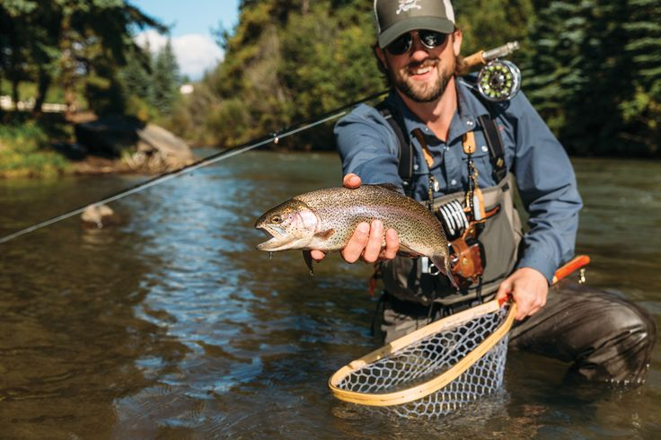 The Beginner's Guide To Fly-Fishing In Colorado | 5280