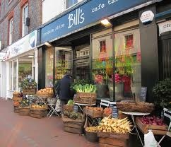 bill's cafe covent garden - Google Search