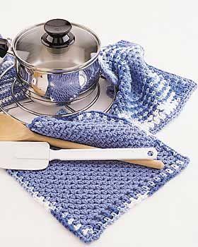 More dishcloths