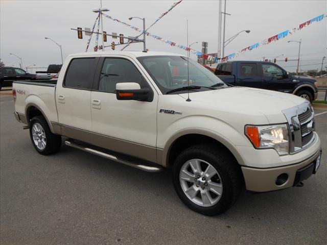 $30,900 white 2009 Ford f150 used truck for sale online 1FTPW14V79FA52440