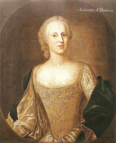 Maria Anna Franziska Kolowrath-Krakowski, Grafin Brühl, Dresden, Pförten, Warschau