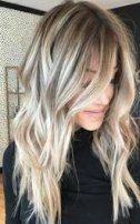 Blonde Haare fegen diy 44+ Ideen