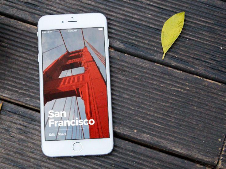 Favorite Travel App Prototype