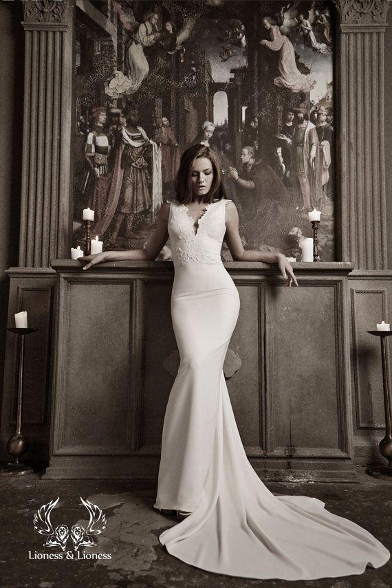 Wedding dress. Best wedding dresses Victoria by DressesLioness