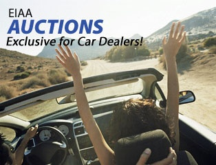 EIAA Auctions Exlusive for car dealers!