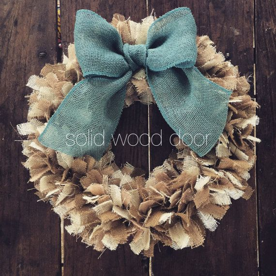 25 best ideas about burlap wreath summer on pinterest for Burlap ribbon craft ideas
