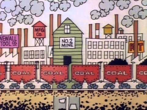Schoolhouse Rock: Science - Energy Blues Music Video