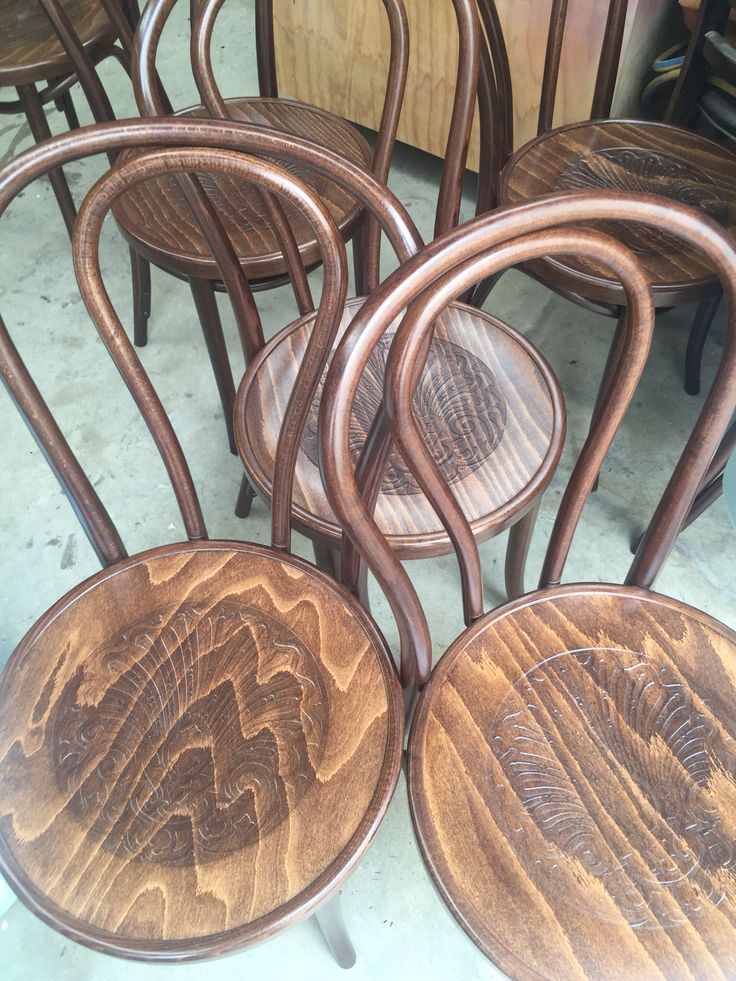 Bentwood Chairs bound for the Jindalee Tavern