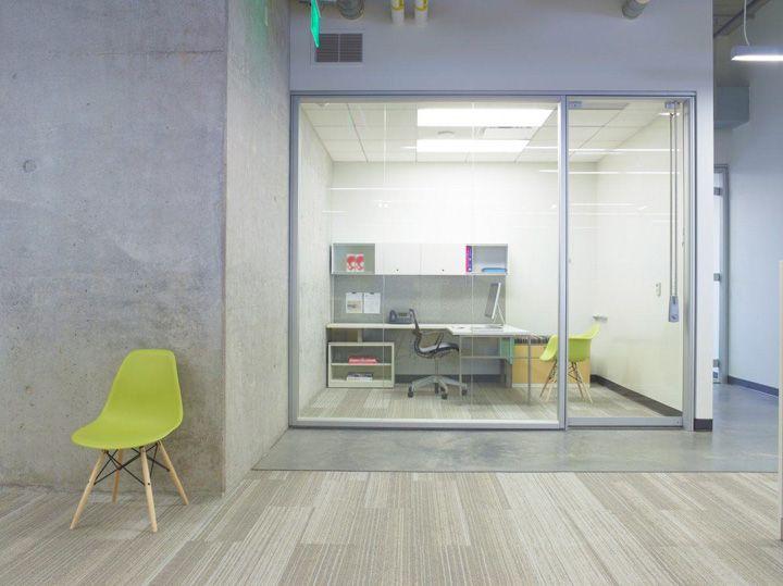 Adobe Systems Campus by Rapt Studio, Lehi   Utah office design