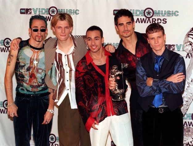 If you have ever heard of the '90s, you've also heard of the Backstreet Boys. They were, and are, the best boy band ever.