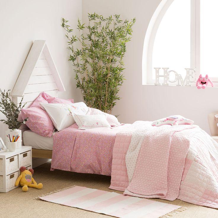 Daisy Print Bed Linen - Bed Linen - Bedroom | Zara Home China