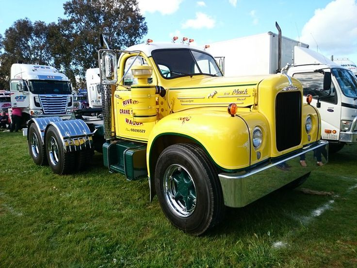 The 1953 Mack B61 is one of the most popular trucks from Mack Trucks. This durable truck is probably the best known classic Mack truck. Therefore, many still survive to this day in both restored and unrestored conditions.