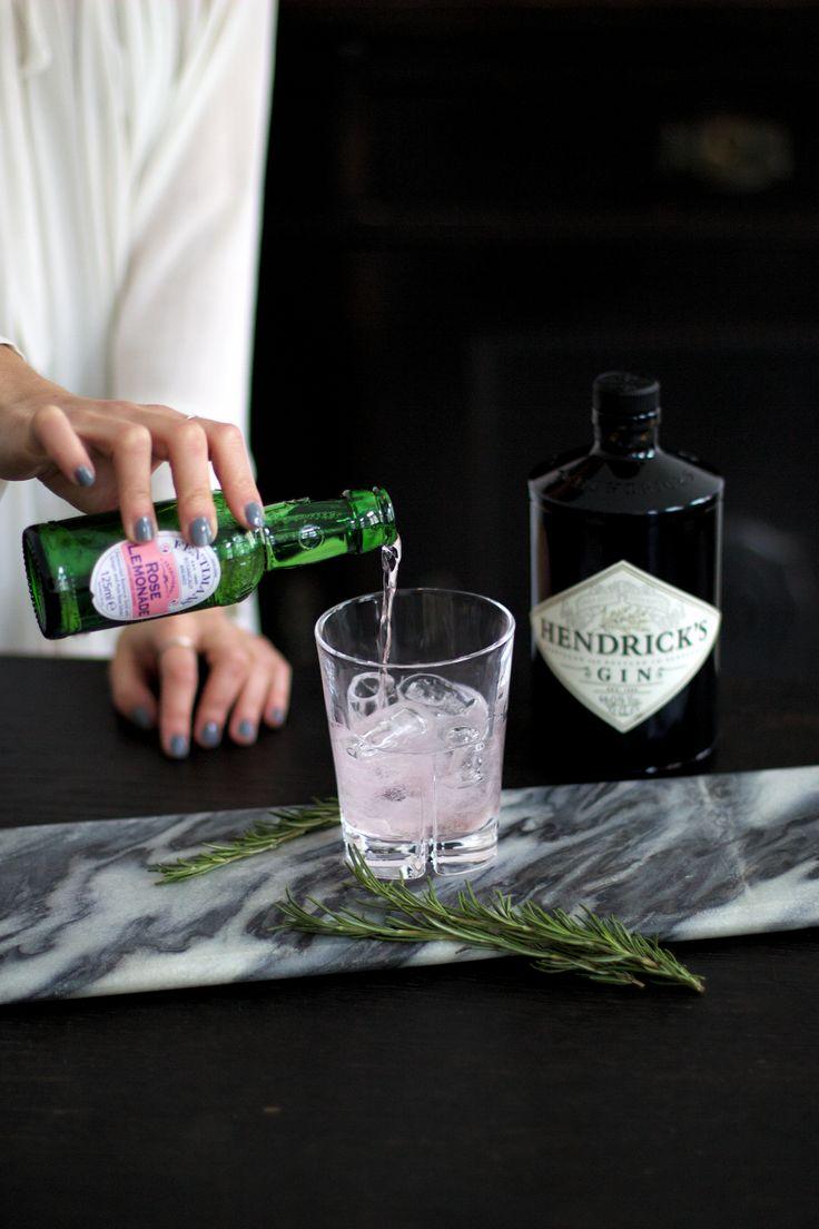 RECIPE: Fentimans Rose Lemonade Hendricks Gin Cocktail ...