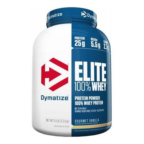 Cross-Flow Microfiltration Whey Protein Isolate! The Highest Quality Protein! Elite Whey provides 25 grams of 100% whey protein per serving. Whey is considered to be the best source of protein due to its high biological value, amino acid profile and fast absorption to give your body what it needs to build muscle and recover. Loaded […]