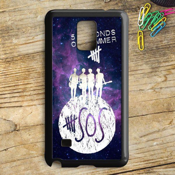 5 Seconds Of Summer Collage (5Sos) Samsung Galaxy Note 5 Case | armeyla.com