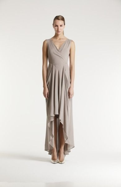 Design by katri/n: Dusk long dress (Spring Summer 13), Finland