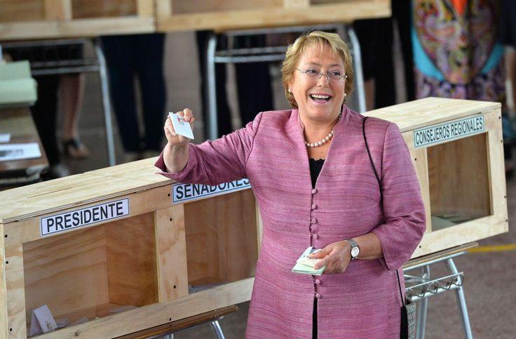 Las elecciones del domingo pasado en Chile dejaron entrever los cambios que se han producido en una de las democracias más estables y prósperas del Continente. La candidata favorita, Michelle Bachelet cumplió con las expectativas que había generado en las vísperas a la elección obteniendo el 46.67% de respaldo en las urnas