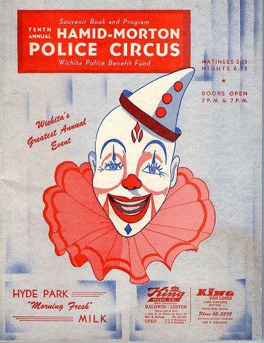 Wichita Police Circus program 1952 | by teamspeer