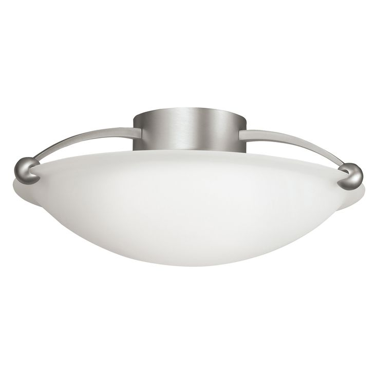 Bathroom Light Fixtures Brushed Nickel Ceiling Mount 29 best home - light fixtures images on pinterest | ceiling lights