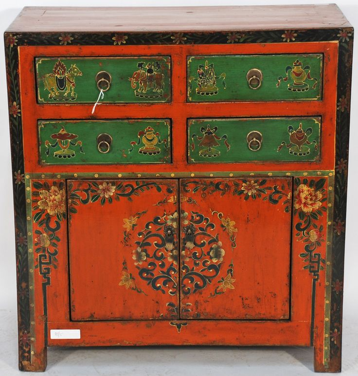 17 best images about tibetan furniture on pinterest for Old asian furniture