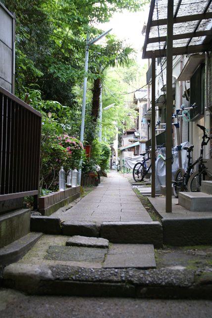 Yanaka , Taito-ku , Tokyo