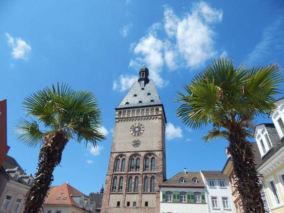 Speyer an einem Tag, die wichtigsten Sehenswürdigkeiten der Domstadt in der Pfalz