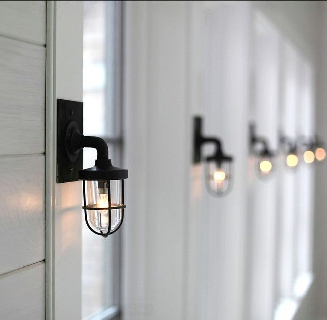 Nautical Sconces | Coastal lighting