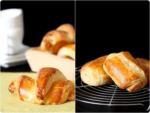 La pâte levée feuilletée : recette en images pour croissants et pains au chocolat