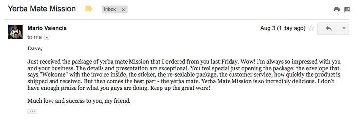 Mission Organic Yerba Mate won't let you down! #yerbamate #Mission #organic #tea #power