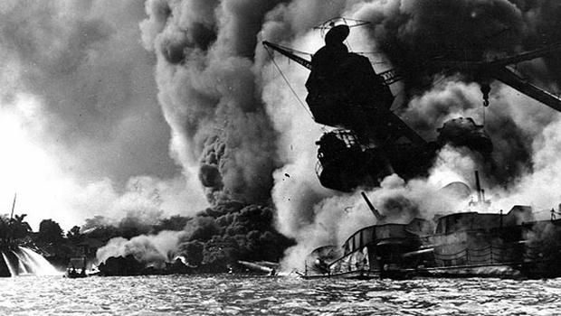 """Pearl Harbor: How FDR responded to the """"day of infamy"""""""