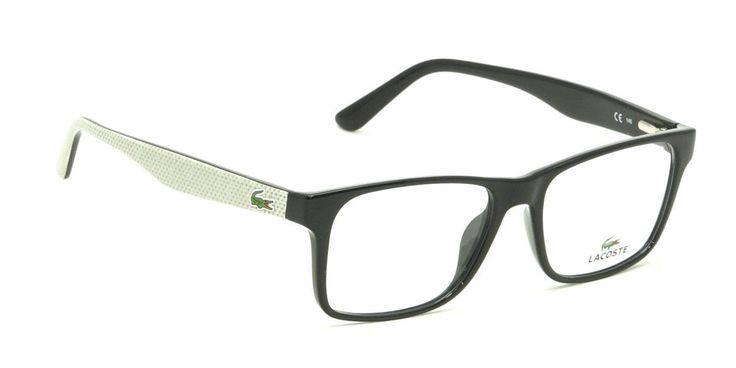 Buy Now LACOSTE Frame Full Rim Medium 53mm Wayfarer (LA-L2741-001) Online : India , US