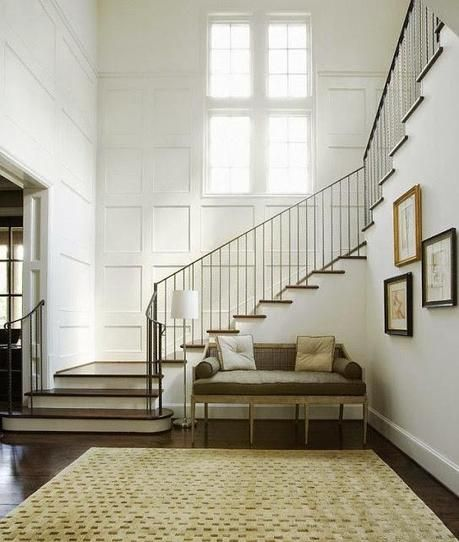 The Perfect White Paint ((Benjamin Moore Cloud White) and One To Absolutely Avoid More