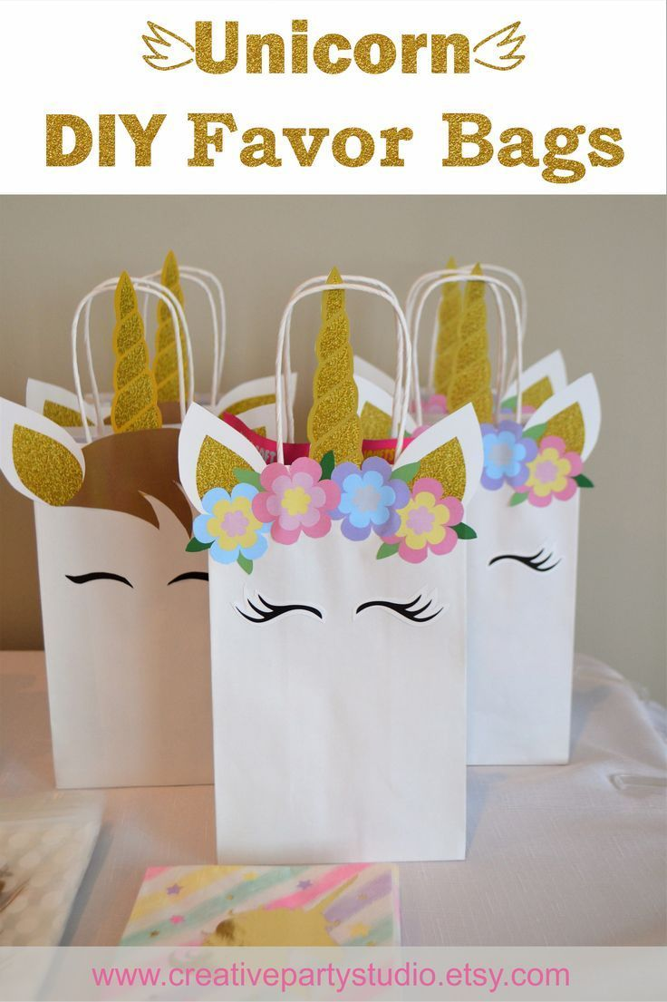 UNICORN BOXES BIRTHDAY PARTY LOOT WEDDING FAVOUR FOOD GIFT BOXES Choose Amount