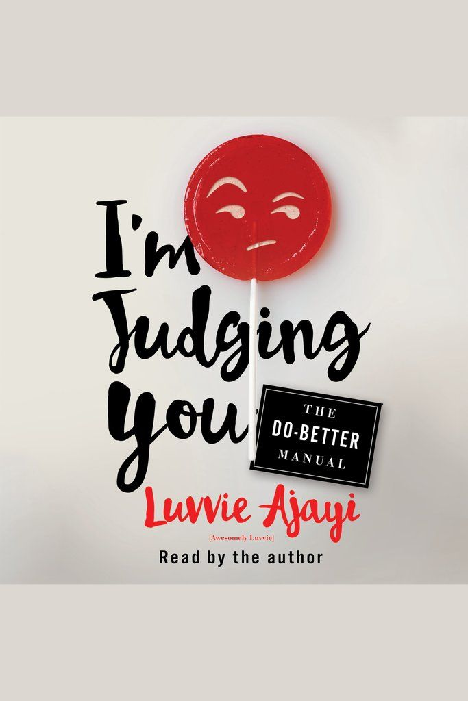 Im Judging You The Do Better Manual On Scribd Comedian