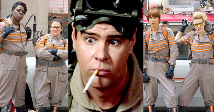 'Ghostbusters' Reboot May Be Better Than Original Says Aykroyd -- Original 'Ghostbusters' star Dan Aykroyd thinks the reboot may be better, adding that he never 'begrudged' Bill Murray for turning down a cameo. -- http://movieweb.com/ghostbusters-reboot-better-than-original-dan-aykroyd/