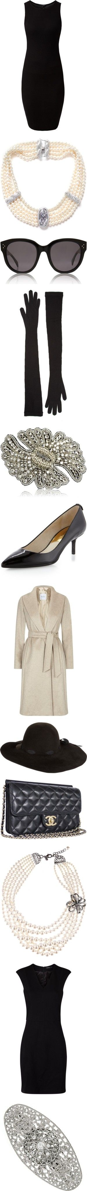 """Last Minute Costume: Audrey Hepburn, Breakfast at Tiffany's"" by polyvore-editorial ❤ liked on Polyvore"